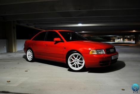 Audi of the Week - AJ Hill's 2000 B5 S4