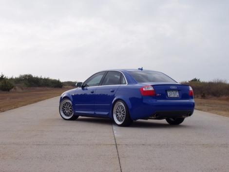 Audi of the Week - Deus Ex Machina's 2005 B6 S4