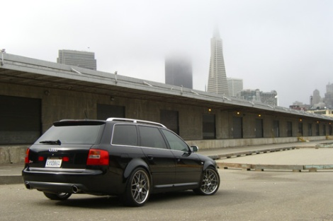 Audi of the Week - LA_AudiTR's 2003 C5 S6 Wagon