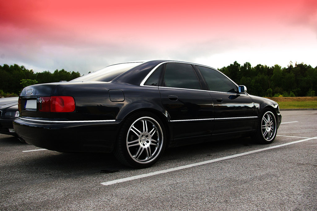 Audi Of The Week Unknown 1999 S8 Cleanaudi