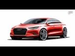 Audi A3 concept/Design