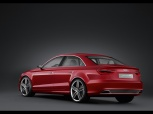 Audi A3 concept/Standaufnahme