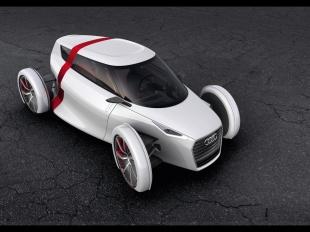 Audi urban concept/Standaufnahme