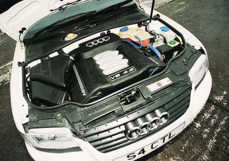 The Cosworth Project