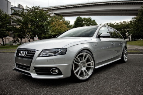 B8 A4 from Japan, private owner