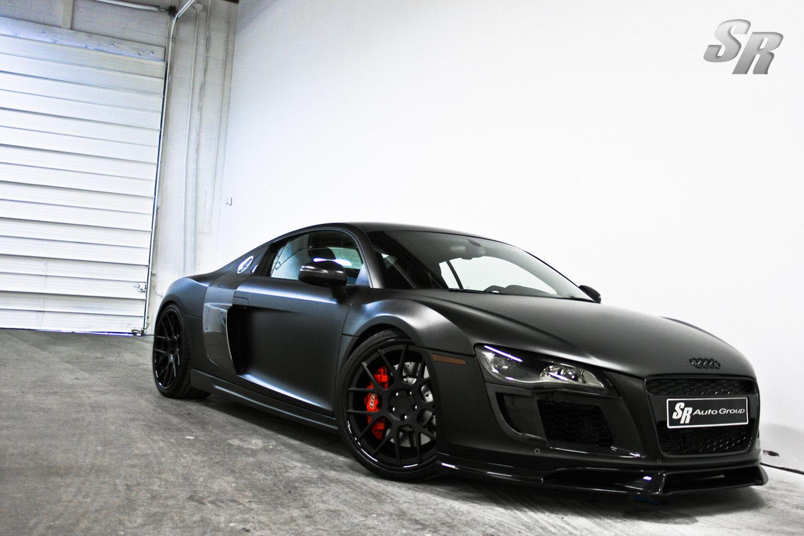 Audi of the Week – SR Autogroup's R8   CleanAudi
