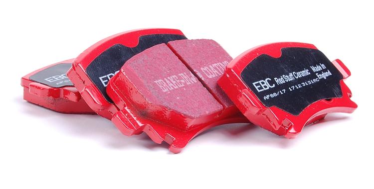 Ebc Brake Pads >> Stop the Squeal | CleanAudi