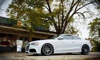 Travis Dodd's RS5 (2)