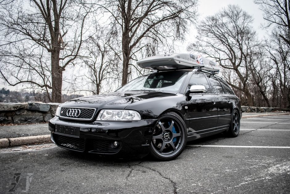 Wiley Coffin's B5 S4 Avant | CleanAudi