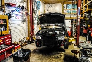 Wagon Maint P1-0566